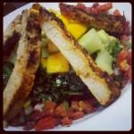 Veggie Grill Salad
